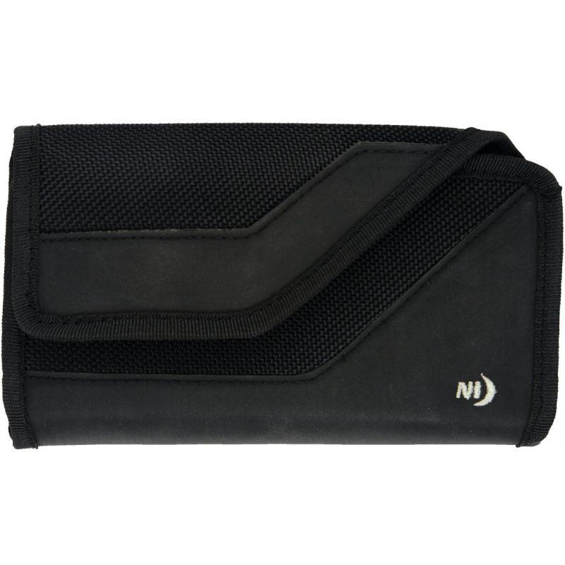 Nite Ize Sideways Clip Case Cell Phone Case 6.2 In. W. X 3.6 In. H. X 1.6 In.D., Black