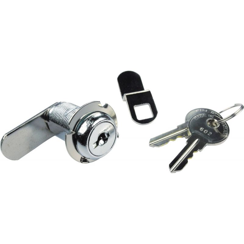 "Seachoice Cam Lock 1-1/8"", Chrome"