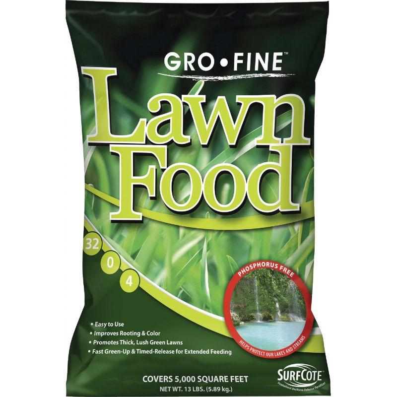 Gro-Fine Phosphorus Free Lawn Fertilizer 13 Lb.