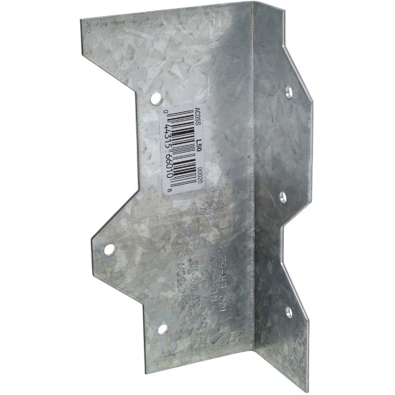 Simpson Strong-Tie Reinforcing L-Angle 5 In.