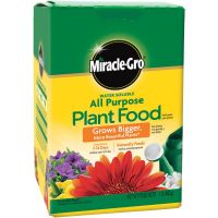 Miracle-Gro All Purpose Dry Plant Food