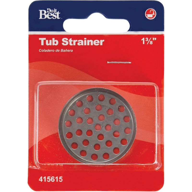 Do it Removable Tub Drain Strainer 1-3/8 In.