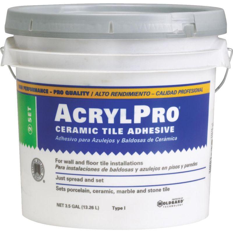 AcrylPro Ceramic Tile Mastic 3-1/2 Gal