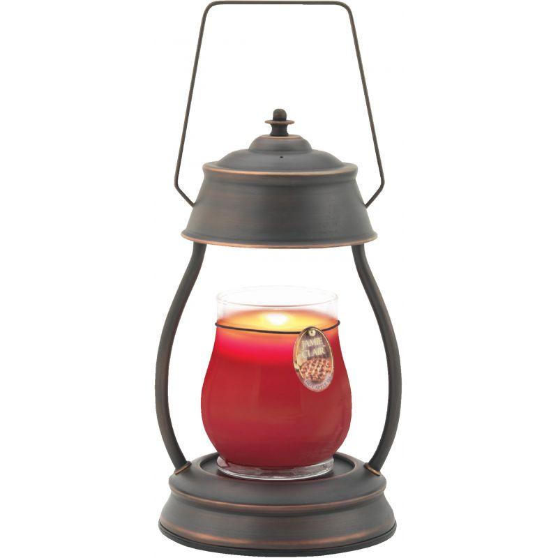 Candle Warmers Hurricane Lantern Bronze