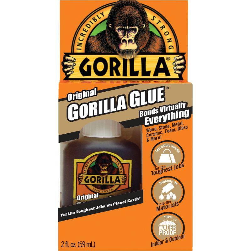 Gorilla Original All-Purpose Glue 2 Oz., Tan