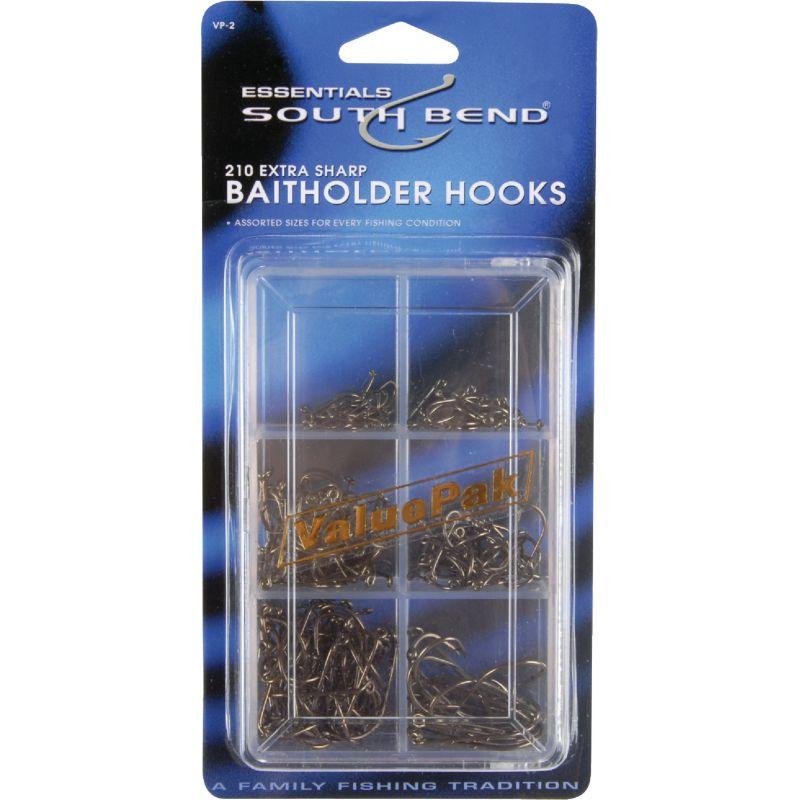 SouthBend Value Pack Bait Hook Kit Assorted
