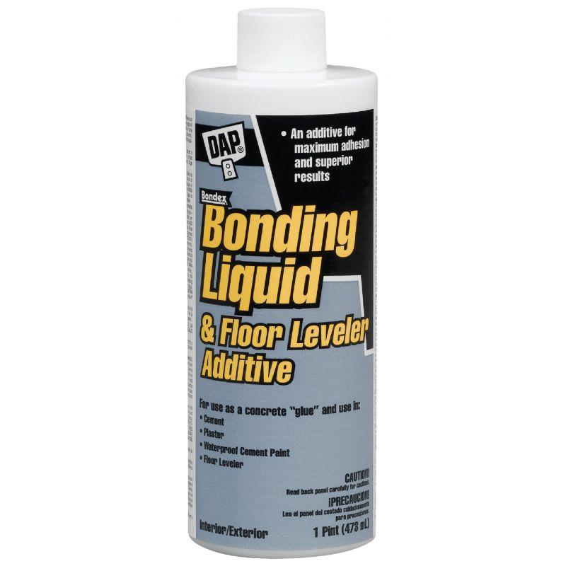 DAP Bondex Concrete Bonding Liquid & Floor Leveler Additive 1 Pt