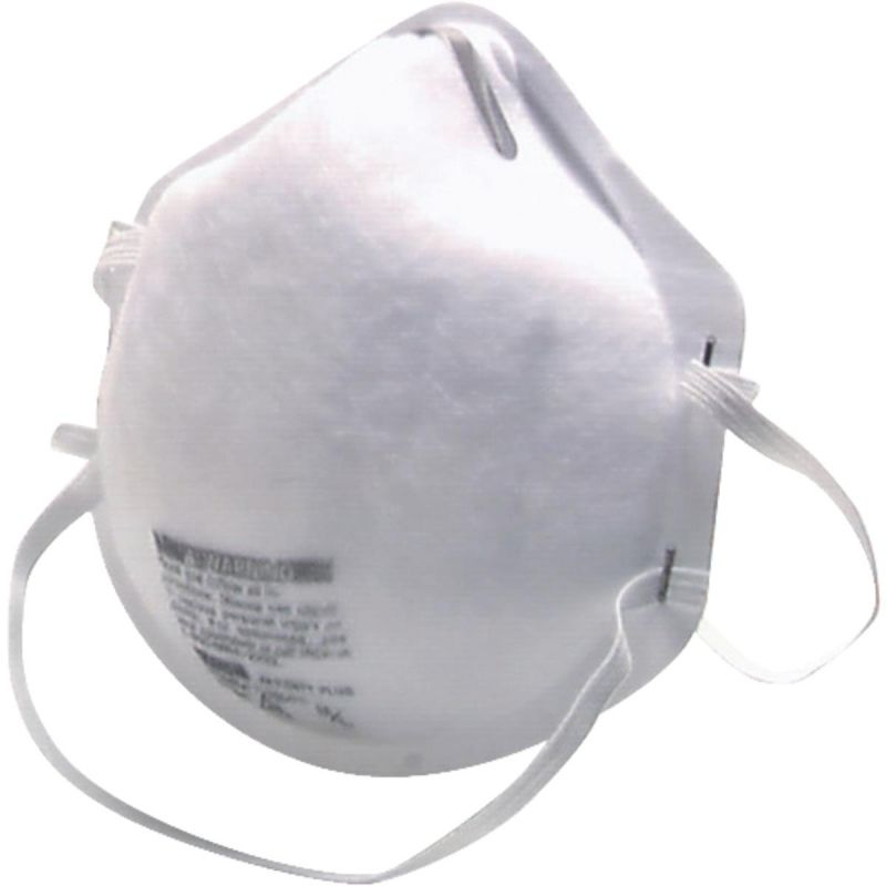 Safety Works Harmful Dust Respirator Disposable