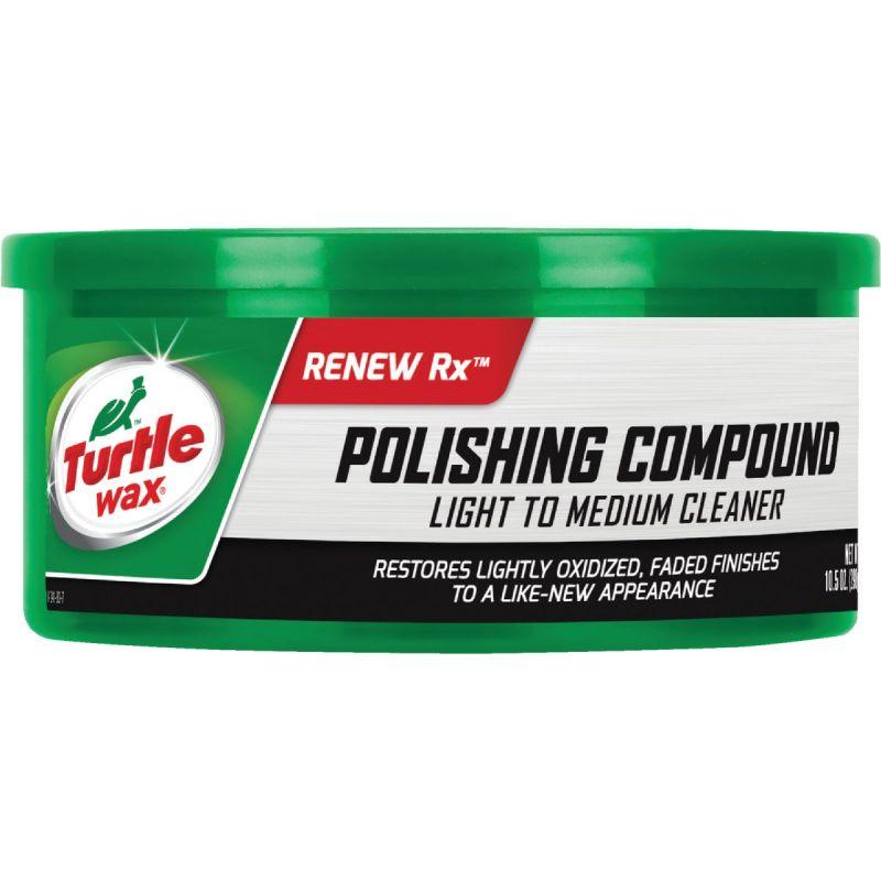 Turtle Wax RENEW Rx Polishing Compound 10.5 Oz, White