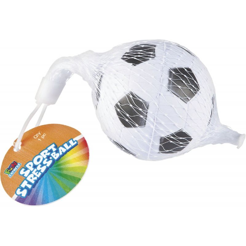 Fun Express Sport Stress Ball 2-3/8 In. (Pack of 12)