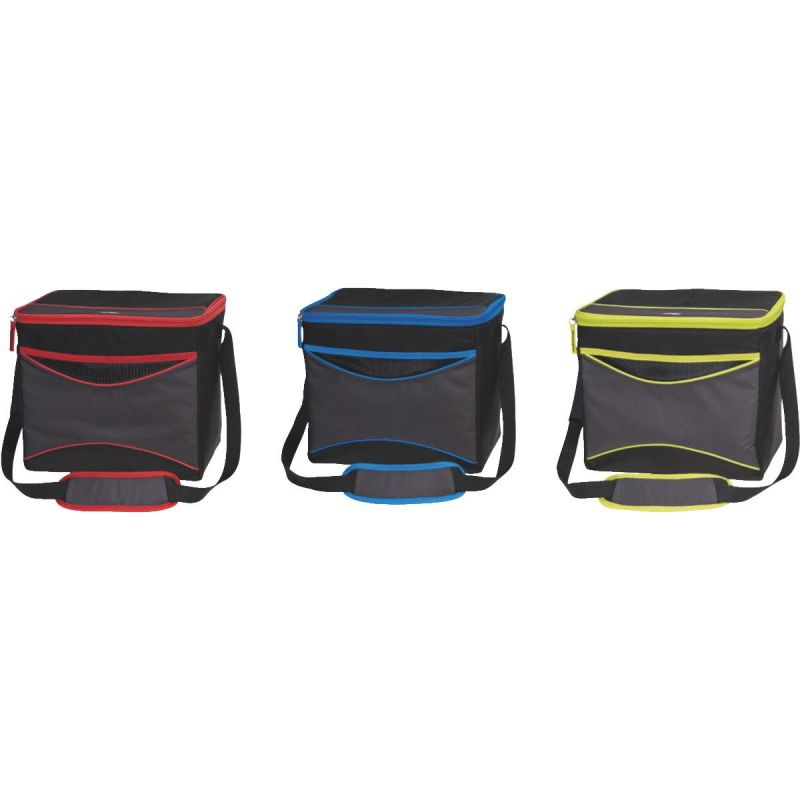 Igloo Collapse & Cool Tech Soft-Side Cooler 12-Can, Blue & Black