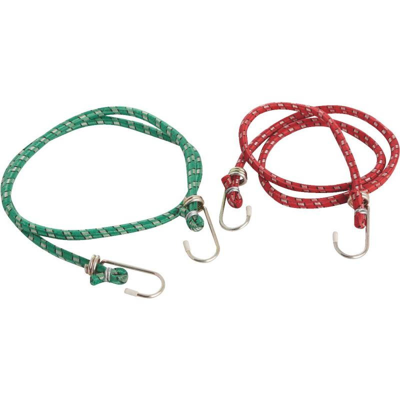 Smart Savers 36 In. Bungee Cord Set (Pack of 12)