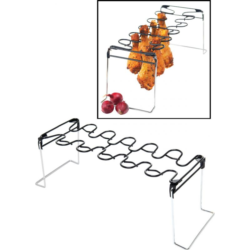 GrillPro Wing & Leg Grill Rack