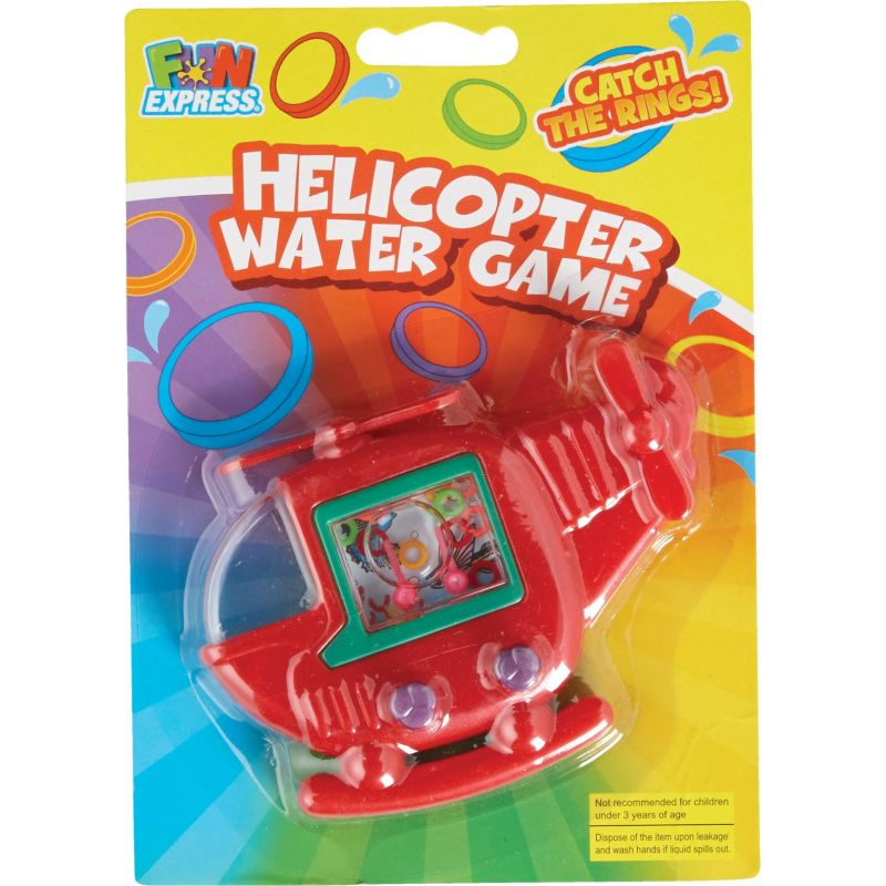 Fun Express Helicopter Water Game (Pack of 12)