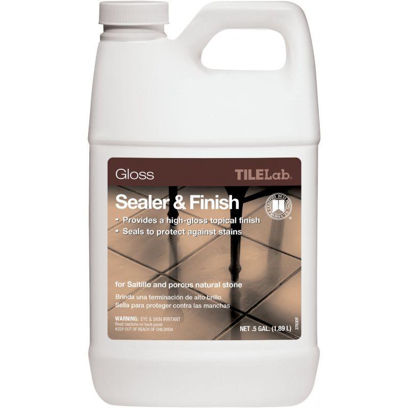 Buy Custom Building Products Tilelab Gloss Tile Sealer Finish 1 2 Gal