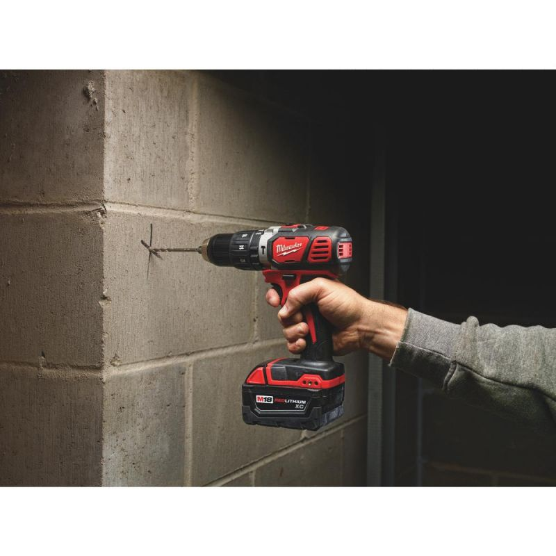 Milwaukee M18 XC Lithium-Ion Cordless Hammer Drill Kit