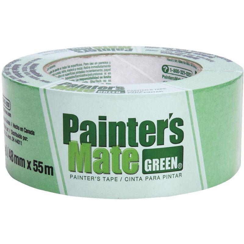 Painter's Mate Green Masking Tape Green