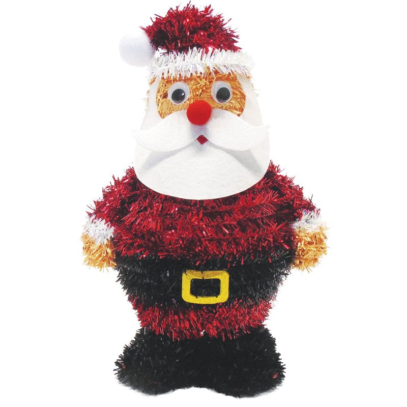 Youngcraft Tabletop Santa Holiday Decoration 11 In. H. (Pack of 6)