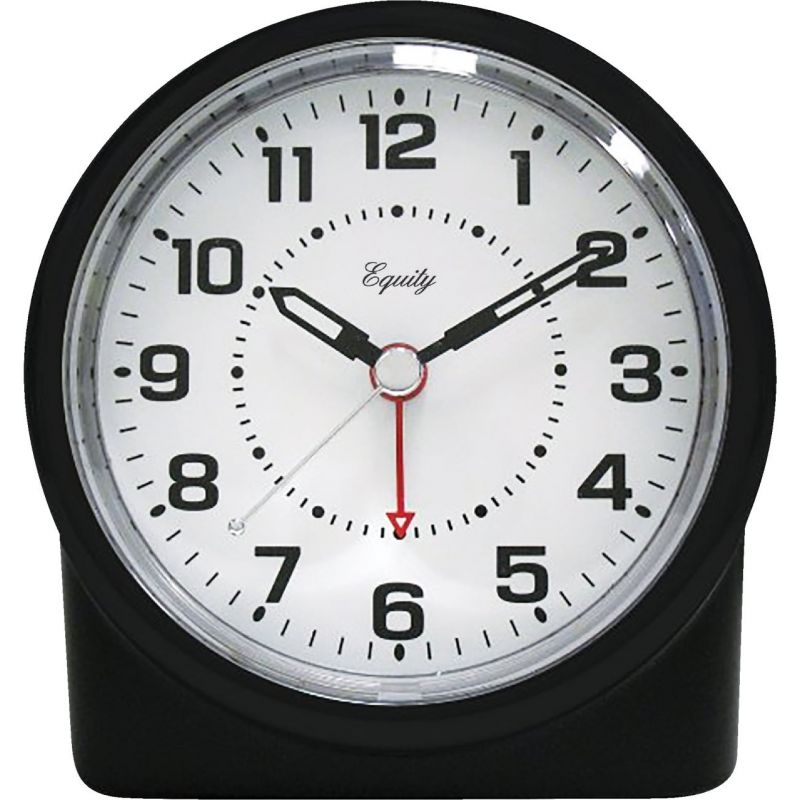 La Crosse Technology Equity Battery Operated Alarm Clock