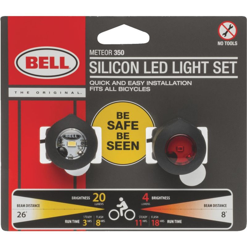 Bell Sports LED Bicycle Light Set