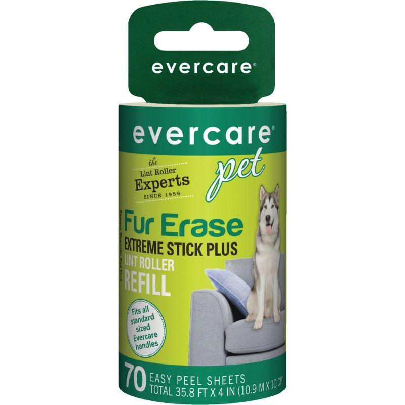 Evercare Pet Fur Erase Extreme Stick Plus Pet Hair Remover Refill