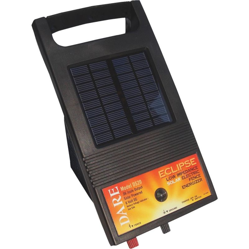 Dare Eclipse Solar Electric Fence Charger