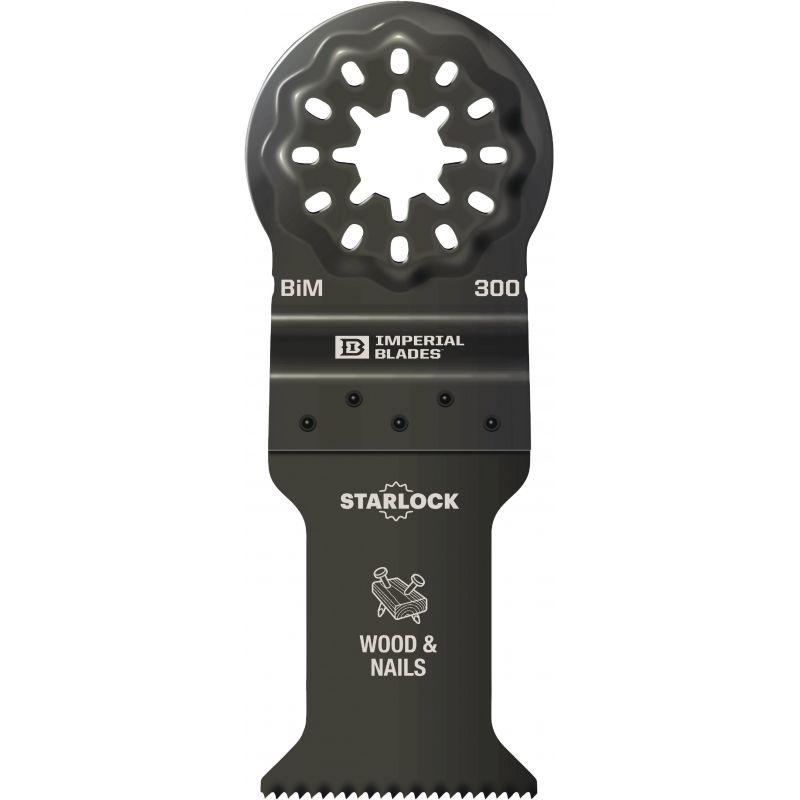 Imperial Blades Starlock Wood/Nail Oscillating Blade