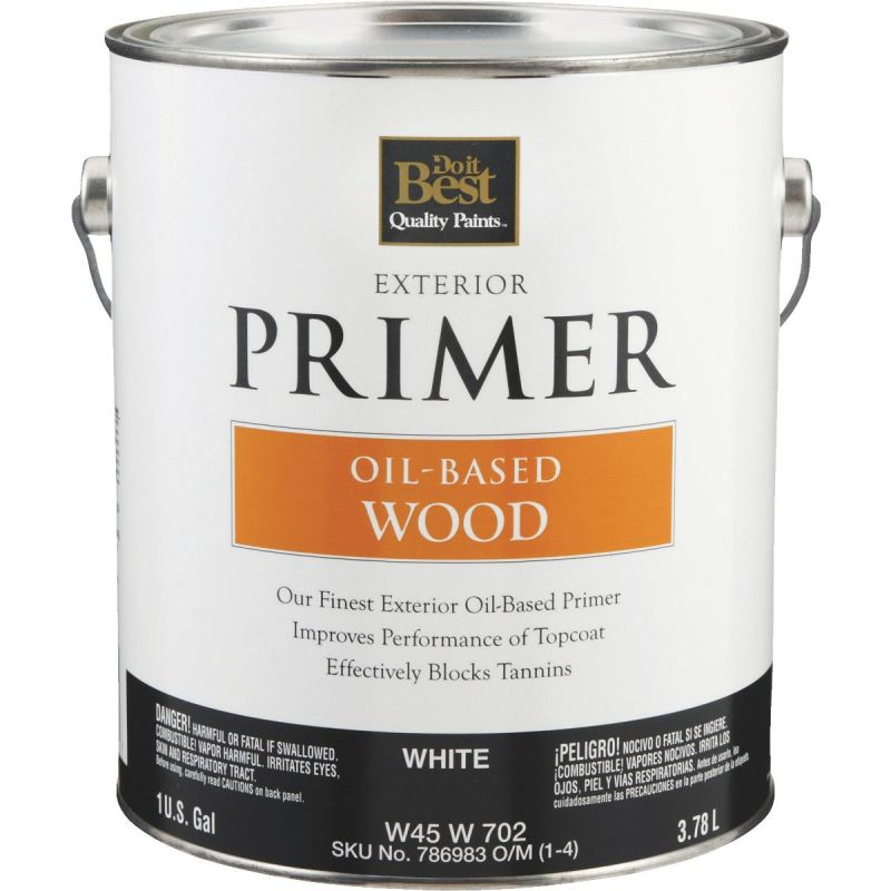 Buy Do it Best Oil-Based Wood Exterior Primer