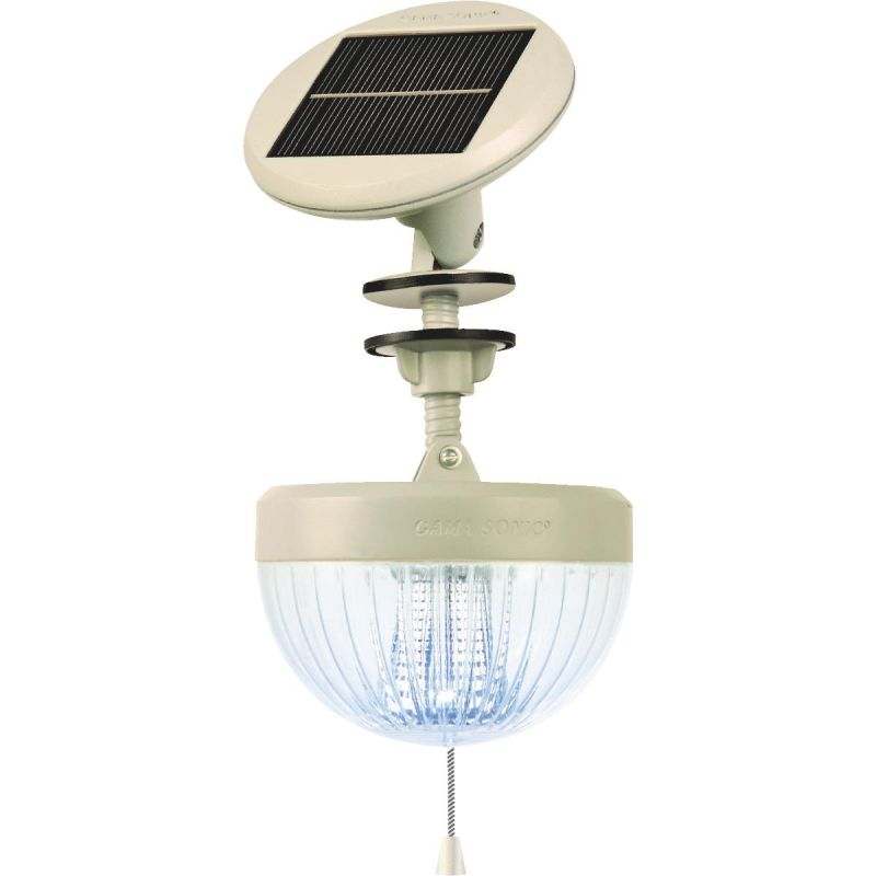 "Buy Crown Shed Solar Light 5-3/4"" W X 11-1/4"" H X 6"" D"