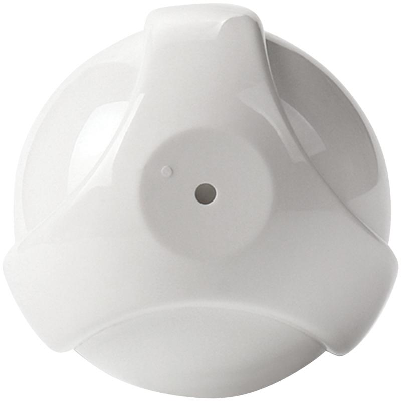 Brookstone Smart Wi-Fi Motion Alarm Kit White
