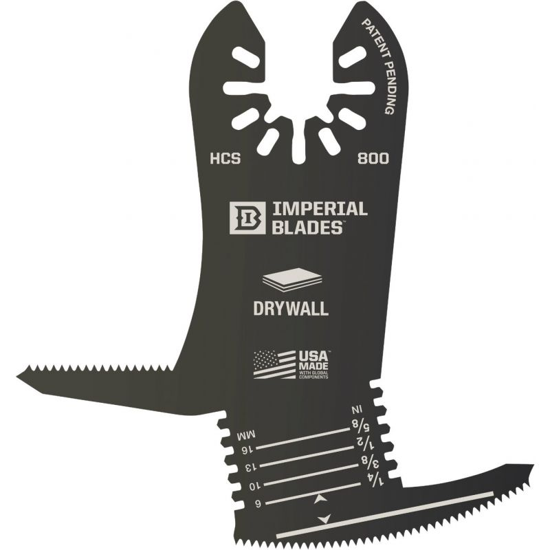 Imperial Blades ONE FIT 4-in-1 Drywall Blade