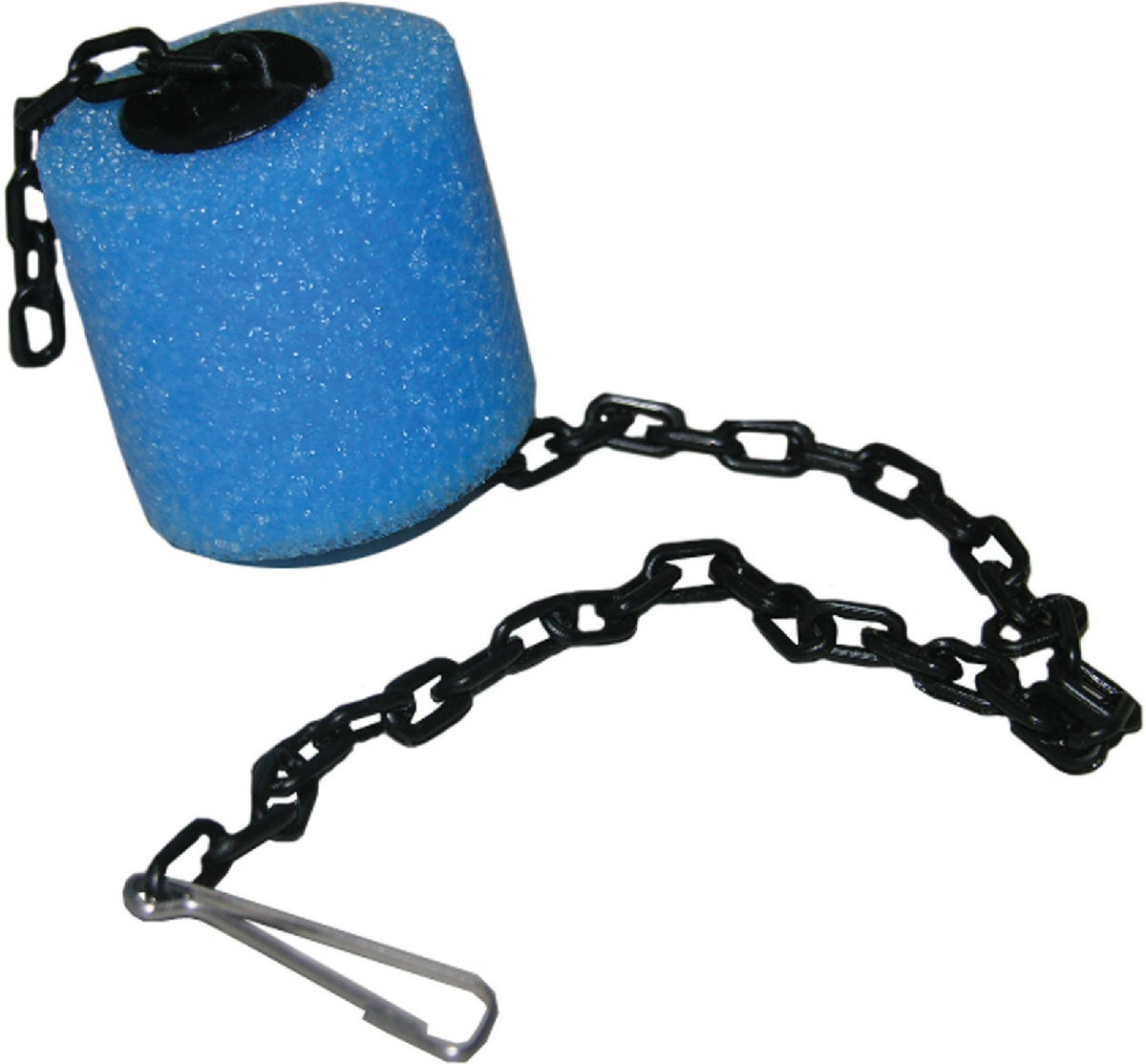 LASCO 04-1527 Toilet Flapper Chain with Hook Flappers