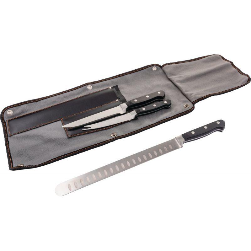 Oklahoma Joe's Blacksmith BBQ Knife Set