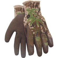 Midwest Gear Rubber Coated Glove
