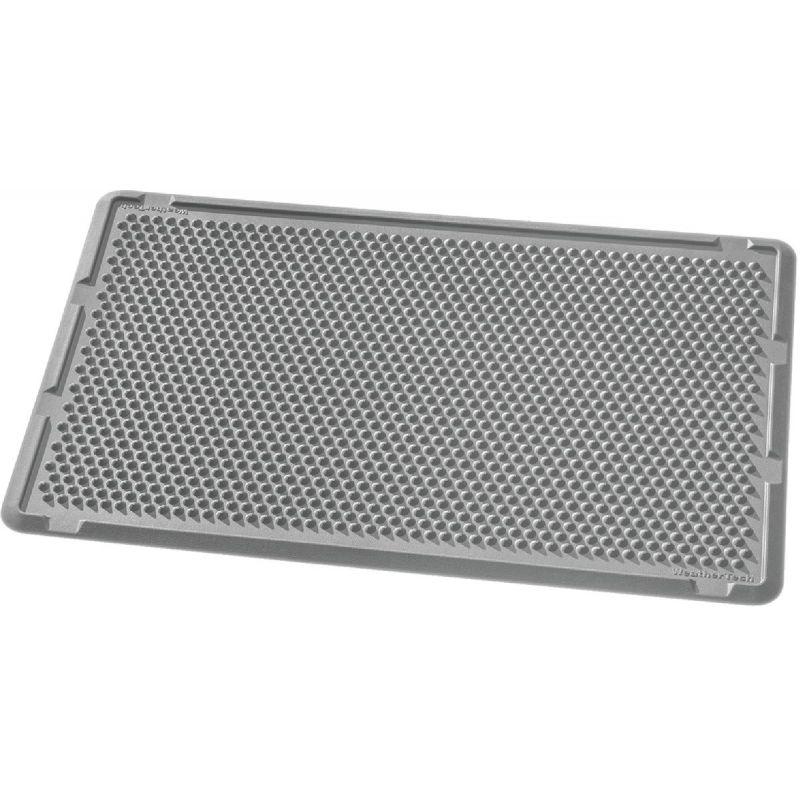 WeatherTech Outdoor Floor Mat 24 In. X 39 In., Gray