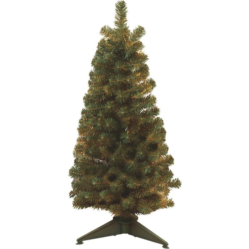 Sterling Balsam Pine Unlit Artificial Tree