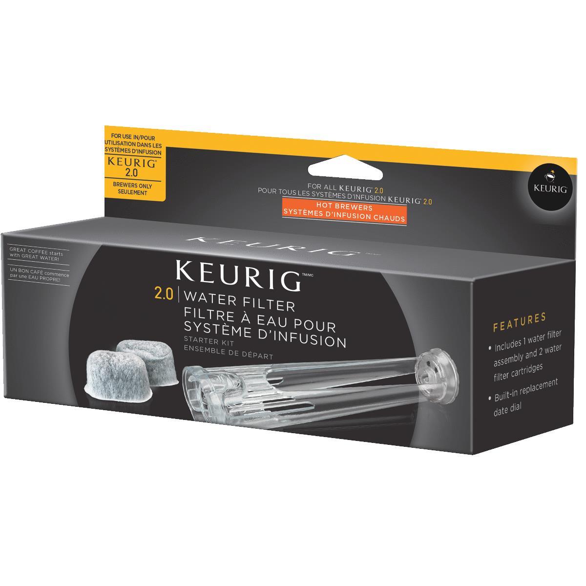 Buy Keurig 2.0 Water Filter Starter Kit