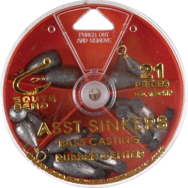 SouthBend 21-Piece Sinker Kit