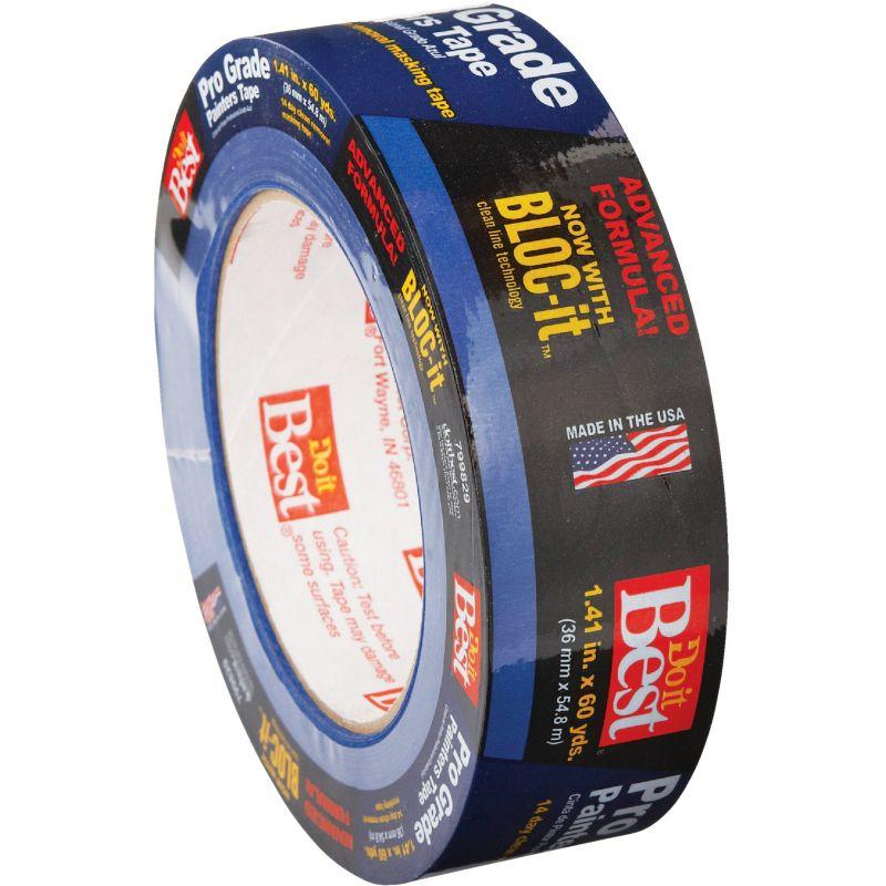 Do it Best Pro Grade Blue Painter's Masking Tape Blue