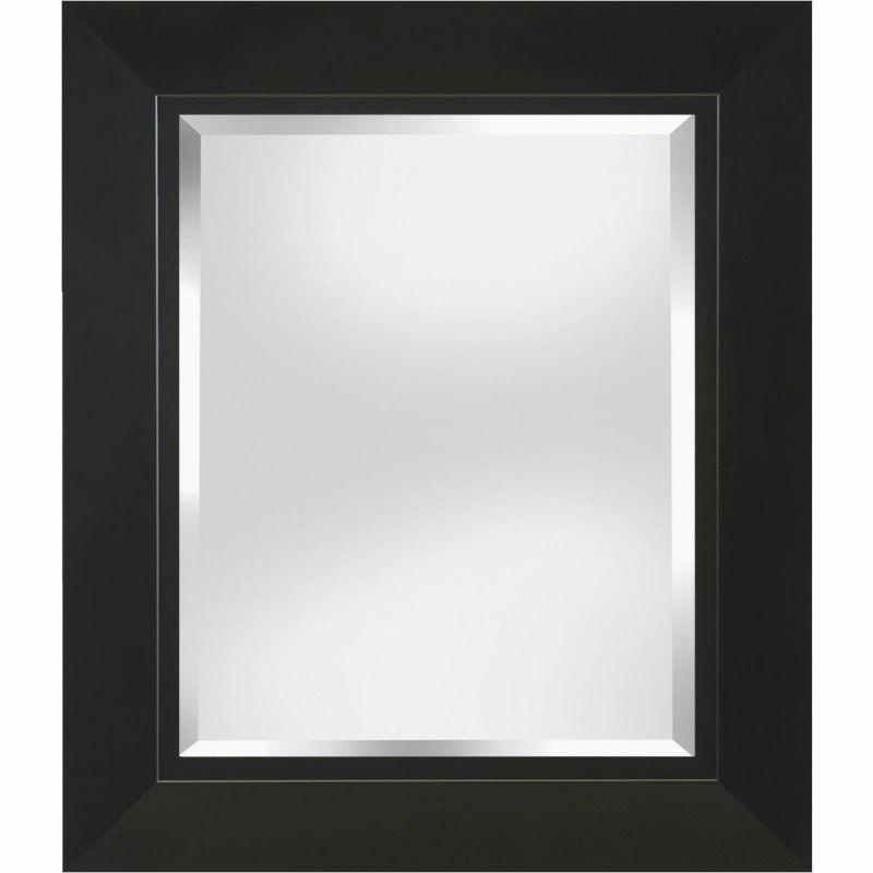 Buy Erias Home Designs Black Framed Wall Mirror (Pack of 4)