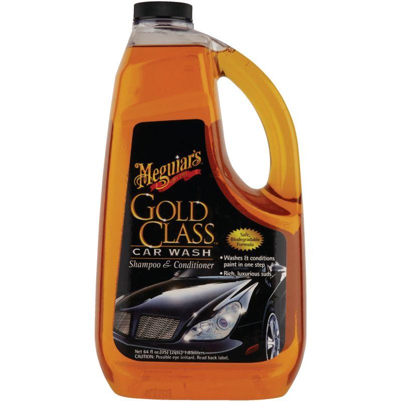 Meguiars Gold Class Car Wash 64 Oz.
