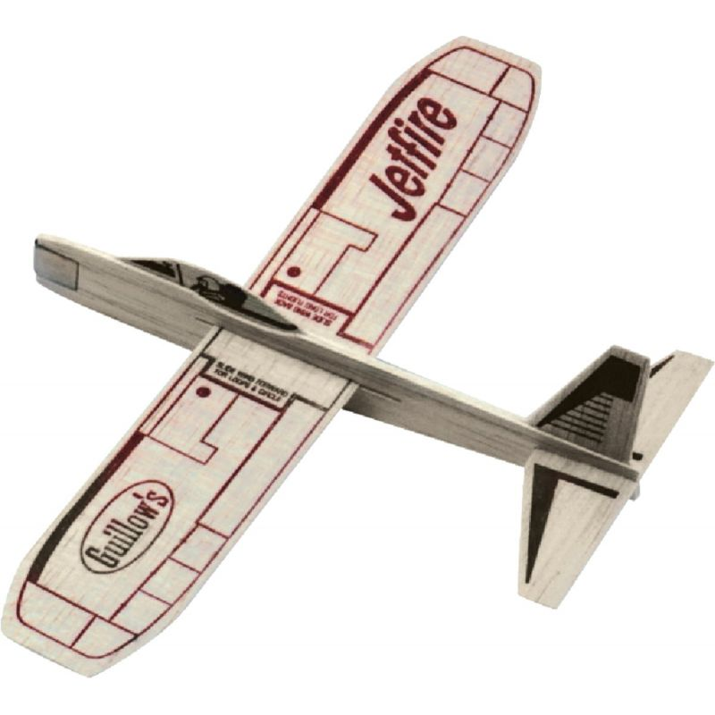 Paul K Guillow JetFire Glider Plane (Pack of 48)