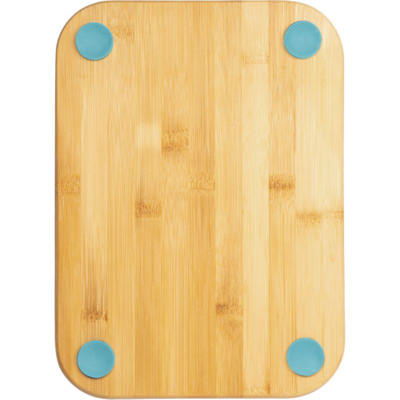 Core Footed Grip Natural Bamboo Cutting Board Natural