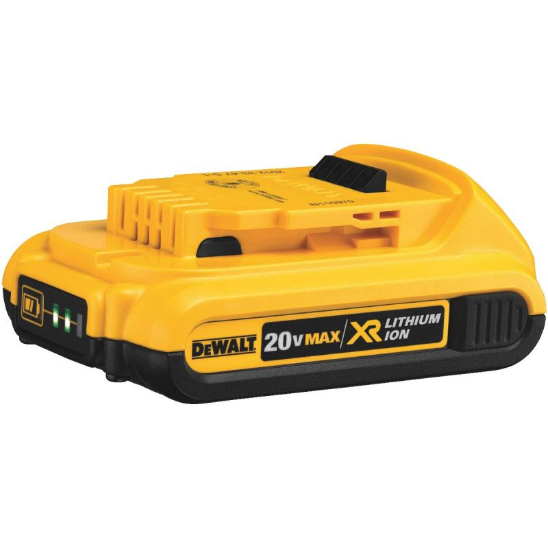 DeWalt 20V MAX XR Lithium-Ion Tool Battery (2 Pack)