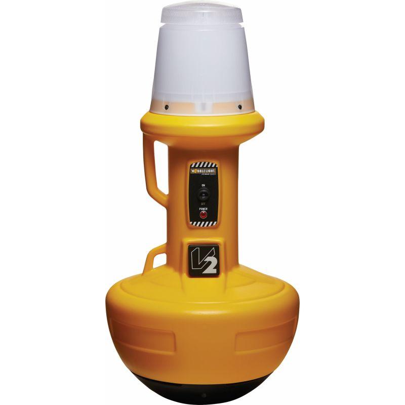 Wobblelight V2 Portable Work Light Yellow