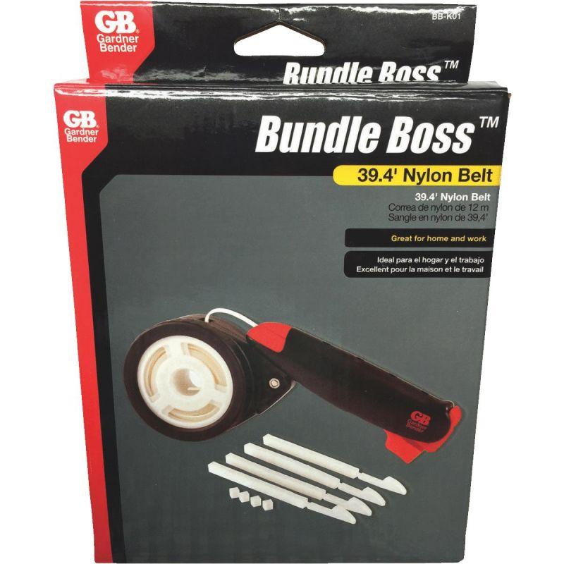Gardner Bender Bundle Boss Cable Tie Bundler Black, Red