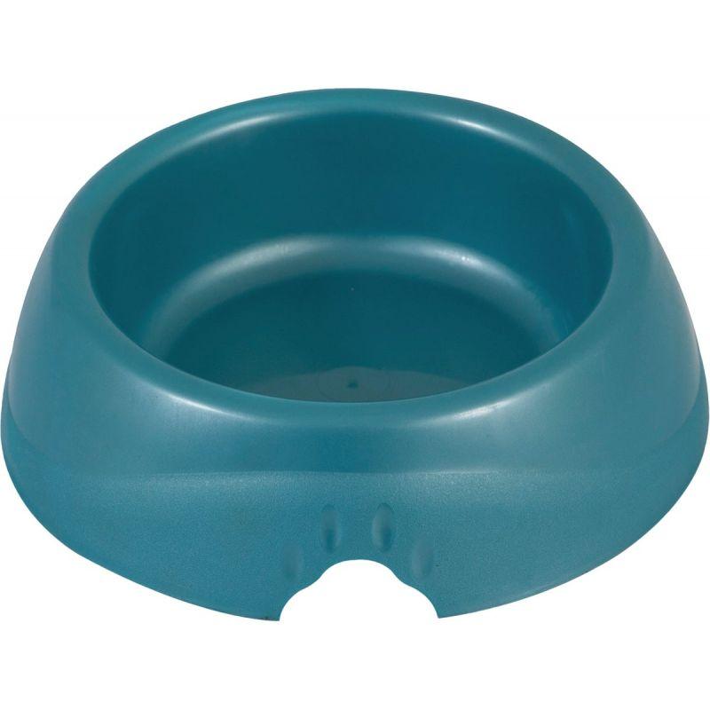 Petmate Ultra Lightweight Pet Food Bowl 1 C.