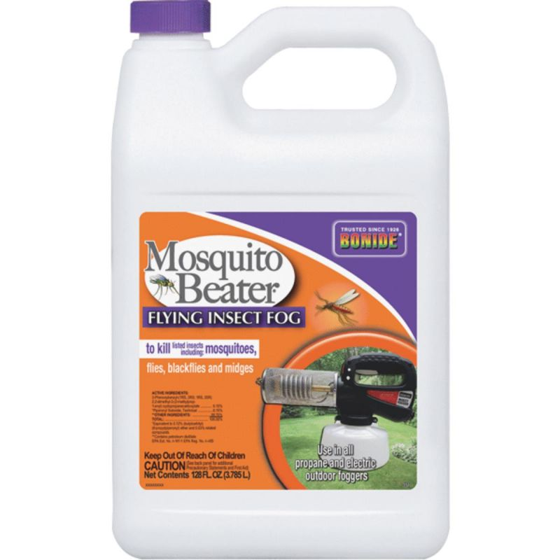 Bonide Mosquito Beater Flying Insect Fogging Fuel 1 Gal.