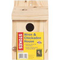 Stokes Select Cedar Wren/Chickadee Bird House