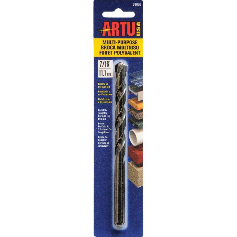ARTU General Purpose Drill Bit 7/16 In.